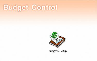 ระบบ Budget Control
