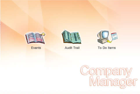 ระบบ Company Manager